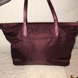 36d1d3ca3794 ... promo code for prada bags prada wine nylon tote bag eb946 cdbb1